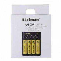 Chargeur L4 Listman